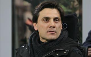 Montella dedicates AC Milan win to Berlusconi