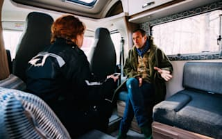 Ben Fogle talks camping, cars and adventure