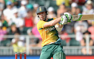 De Villiers and Amla star as Proteas seal T20 series win