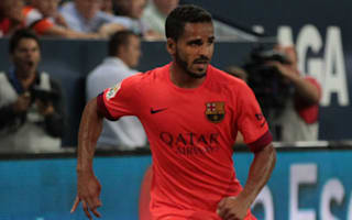 Barcelona flop Douglas joins Sporting Gijon on loan