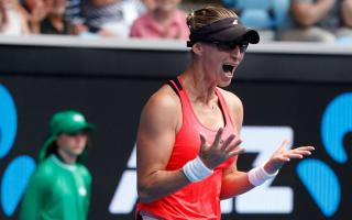 Lucic-Baroni wants husband to pay up, Serena relishing Konta test