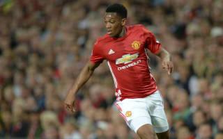 Martial needs to be more consistent - Deschamps