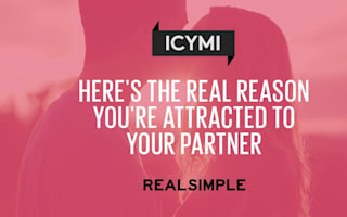 Here's the real reason you're attracted to your partner