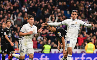 Real Madrid set new 35-match unbeaten record