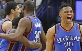 Oklahoma City where I want to be - Westbrook