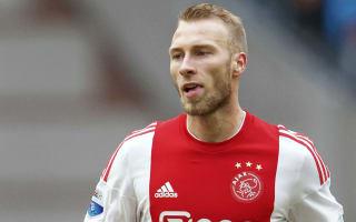 Swansea secure Van der Hoorn
