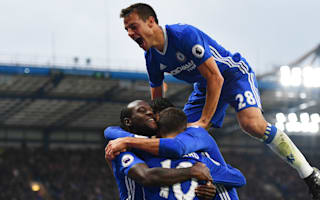 Hammered at Arsenal and destroying Man United - five key games in Chelsea's title triumph