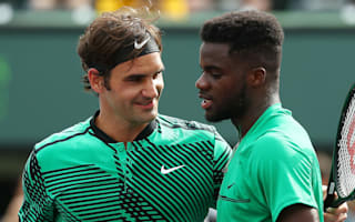 Federer sees off Tiafoe in Miami opener