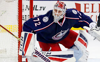 Blue Jackets win first game, Red Wings down Predators