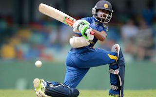 Dickwella called up as Dilshan cover
