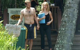 Gwyneth Paltrow and Chris Martin take post-split trip to Bahamas