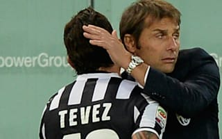 Tevez: Conte wanted me at Chelsea