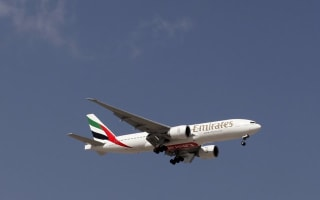 Italian lawyer sues Emirates over nine-hour flight next to obese man