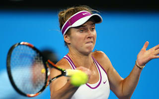 Svitolina dominates Minella to book Peng final