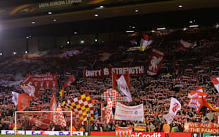 UEFA likely to announce potential disciplinary proceedings over Anfield chants on Monday