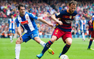 Rakitic paying no attention to heavy Liverpool defeat