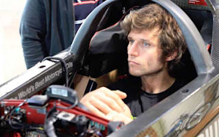 Guy Martin to attempt land speed record today