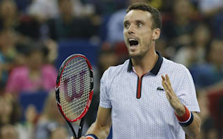 Moscow blow for Bautista Agut, Goffin marches on in Antwerp