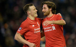 Liverpool 3 Exeter City 0: Flanagan returns as Klopp's side ease through