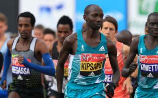 Kipsang aiming to regain world record at Berlin Marathon