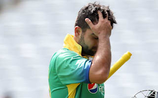 Shehzad and Gul dropped as Pakistan ring changes for World T20