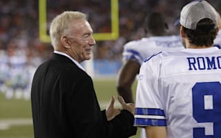 Jones calls for everyone to 'cool it' with Romo speculation
