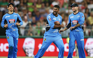 Sodhi stars as Thunder collapse to crash out of semi-final contention