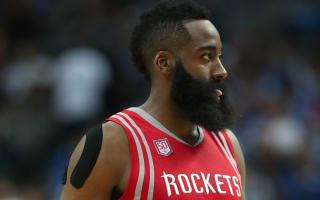 Harden stars for Rockets again, Timberwolves win