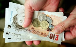 UK workers suffer sharp wage fall