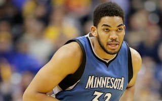 Towns sets single-season record as Thunder win without Westbrook