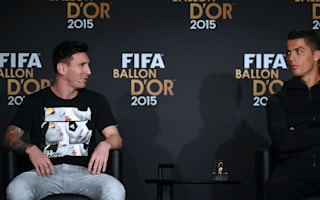Alba: It would be foolish not to respect Ronaldo, but Messi on another level