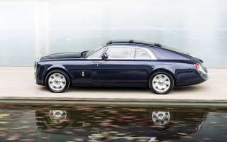 Bespoke Rolls-Royce Sweptail revealed