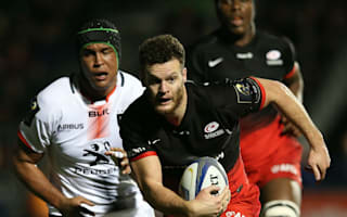 Taylor agrees Saracens extension