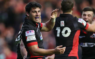 Edinburgh rally to upset Stade, Cardiff down Bath