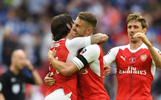 Ramsey wants Wenger to stay after scoring FA Cup final winner