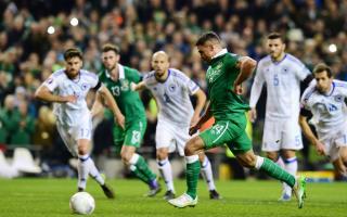 Republic of Ireland 2 Bosnia-Herzegovina 0 (3-1 agg): Walters brace sends O'Neill's men to France