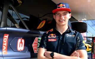 Verstappen losing sleep ahead of Red Bull debut