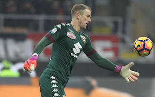 Torino move feels normal now - Hart