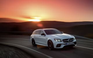 Mercedes-AMG unveils the E63 4Matic+ Estate