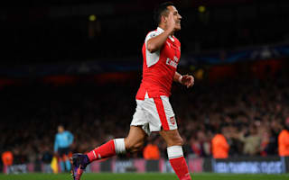 Wenger expects Sanchez, Walcott, Ramsey to be fit for PSG