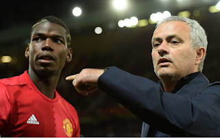 Pogba still adapting to Premier League, says Mourinho