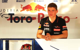 F1's Max Verstappen passes driving test on 18th birthday