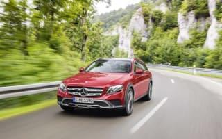 First Drive: Mercedes E-Class All-Terrain
