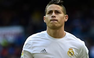 Zidane does not like James, claims Valderrama