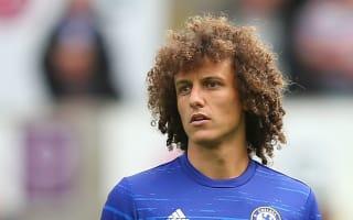 Conte confirms David Luiz will start against Liverpool