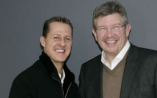 Schumacher showing 'encouraging signs' - Brawn