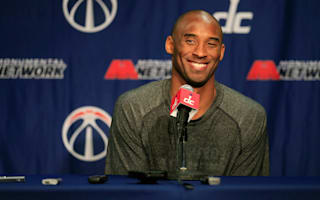 Wittman might ask Kobe Bryant to play for Wizards next season