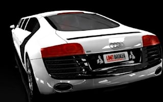 Video: Audi R8 limo makes us not want to live on this planet any more