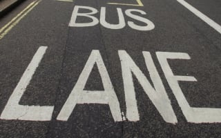 Motorist fined £30 after pulling in to bus lane to let fire engines pass
