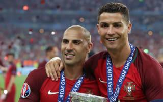Ronaldo not arrogant, claims Quaresma
